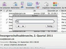 Outlook für Mac 2011 Feiertage in Kalender eintragen