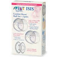 avent isis comfort breast shell set avent comfort breast shell set gosale price comparison results
