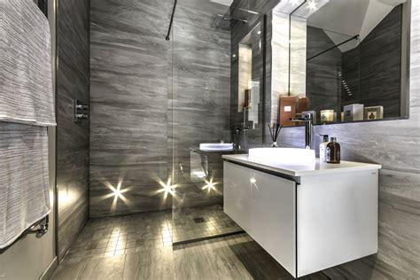 High End Bathroom Tile High End Bathroom Design For Luxury New Build Apartments
