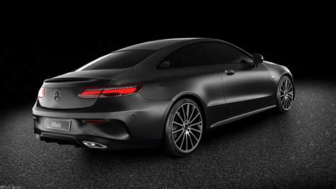 The changes apply to the sedan as well as the coupe and cabriolet models. Вадим Сергеев - Mercedes-Benz E400 Coupe   Edition1