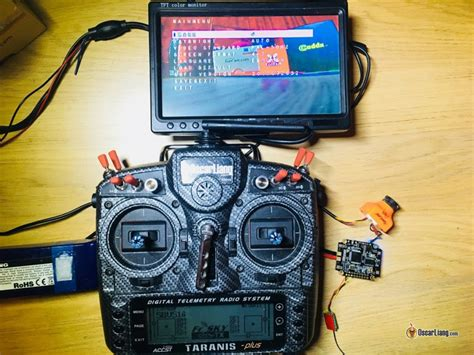 Fpv Camera Control Using Osd Pin And Flight Controller
