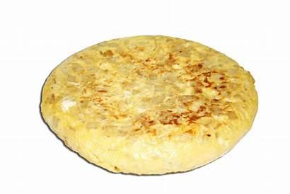 Tortilla Patatas Clipart Espanola Tortillas Huevo Omelette