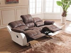 Sofa Tiefe Sitzfläche : relax schlafsofa couch polsterm bel relaxsessel fernseh sessel 5129 3 pu ebay ~ Eleganceandgraceweddings.com Haus und Dekorationen
