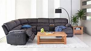 Recliner lounges penrith brooklyn recliner lounge suite for Living room furniture sets australia