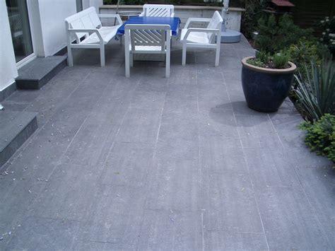 Granitplatten Für Terrasse by Terrassen Garden Concepts