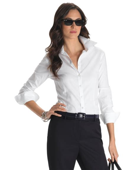 perfect white blouse  modern commonplace book