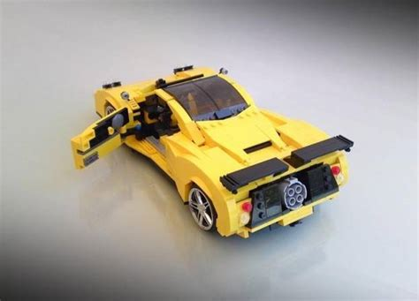 Cool Lego Cars by 5 Coolest Lego Car Replicas