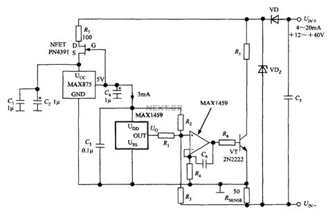 Pressure Transducer Circuit Diagram by Get 4 20ma Pressure Transducer Wiring Diagram Sle