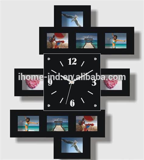 horloge murale personnalisee photo