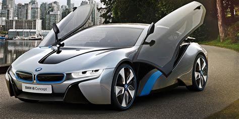 New Car Design : Bmwi And The New Approach To Car Design