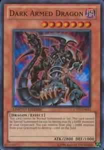 yugioh ct07 en016 limited edition dark armed dragon super