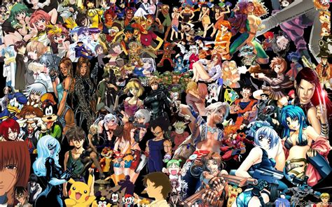 Anime Wallpaper All - anime collage wallpapers free 14302 hd wallpapers