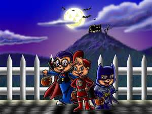 Alvin And The Chipmunks Halloween by A Chipmunk Halloween By Peacekeeperj3low