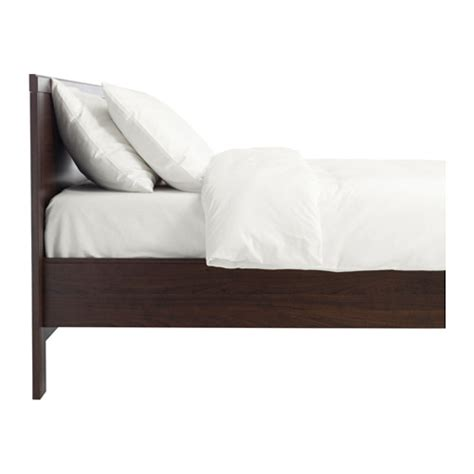 Brusali Bed Frame by Ikea Brusali Bed Frame With 4 Storage Boxes