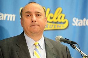 Athletic Director Dan Guerrero will stay at UCLA through ...