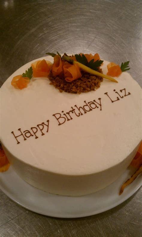 carrot cake decorating ideas jen yee pastry pinteres
