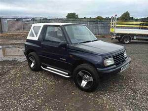 Suzuki 1995 Vitara Jlx Soft Top Convertiable Only 80k 4x4