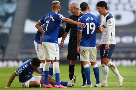 4-3-3 Everton Predicted Lineup Vs Brighton And Hove Albion ...