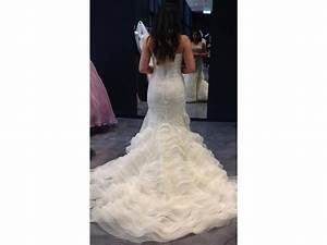 vera wang leda 6500 size 4 used wedding dresses With vera wang wedding dresses for sale