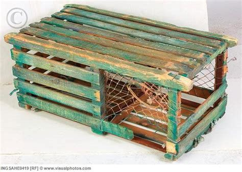 Mini Decorative Lobster Trap by The World S Catalog Of Ideas