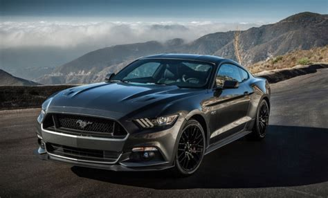 ford mustang ecoboost premium release date colors