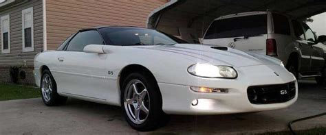 car owners manuals for sale 2001 chevrolet camaro lane departure warning white 2001 chevrolet camaro slp ss m6 6spd manual for sale camarocarplace