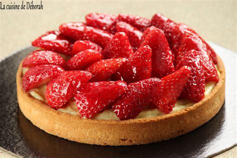 la cuisine de aux fraises la cuisine de déborah