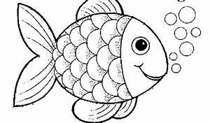 10, Best, Malvorlage, Fische, Of, Fisch, Malvorlage, Ausmalbild