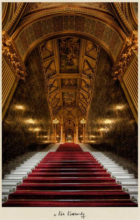 Inside the Magnificent Hungarian Parliament Building in