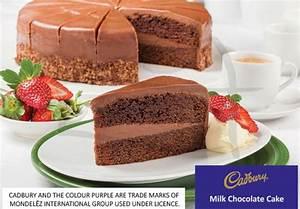 Cadbury® Milk Chocolate Cake | Priestley's Gourmet Delights