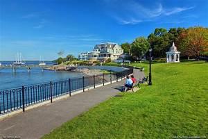 Bar Harbor Shore Path Acadia Maine