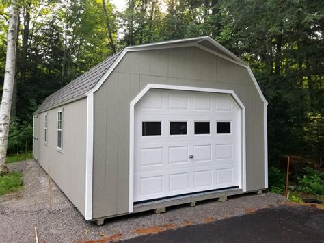 Garage Storage Shed by Portable Garage Sheds 187 Country Sheds