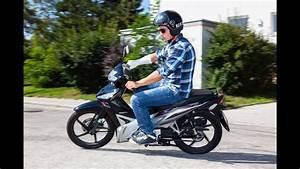 New Honda Wave 110i Test