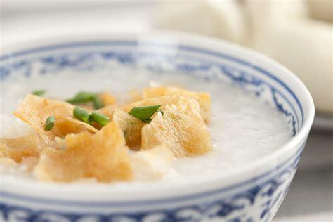 congee recipe how to make congee chinese rice porridge