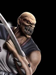 Mortal Kombat 9- Baraka by NichtElf on DeviantArt