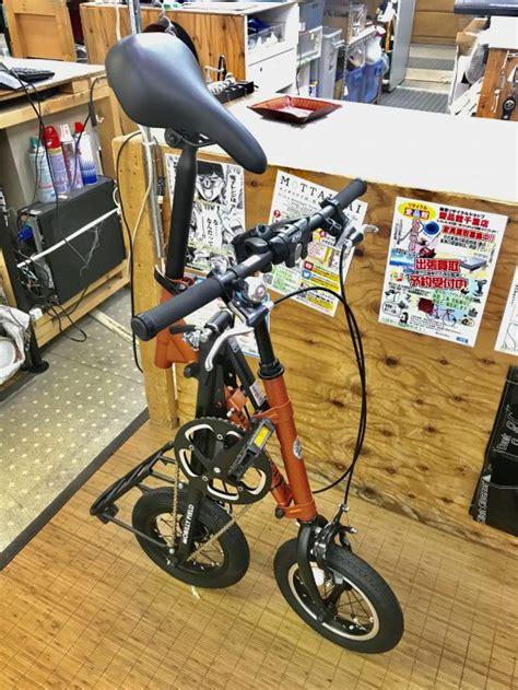 » HARRY QUINN MOBILLY FIELDハリークイン ワンタッチ折りたたみ自転車買取致しました 愛品館 ...