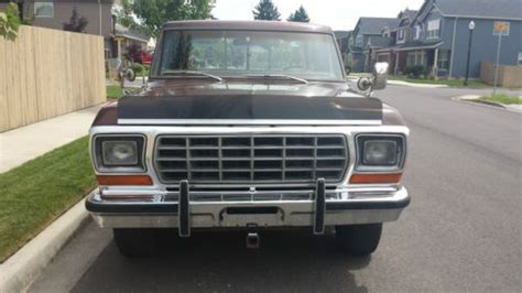 sell   ford    ton super cab
