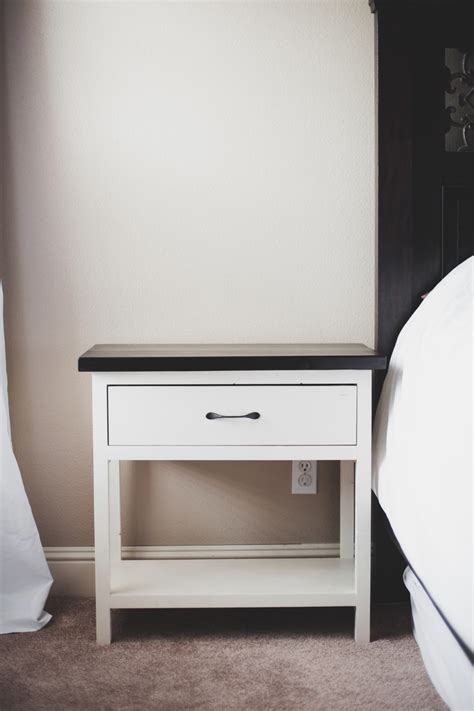 ana white   farmhouse bedside tables diy projects