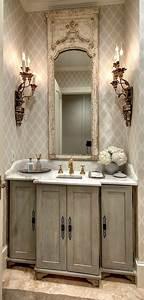 17 meilleures idees a propos de salles de bains shabby With salle de bain design avec plaque décorative métal