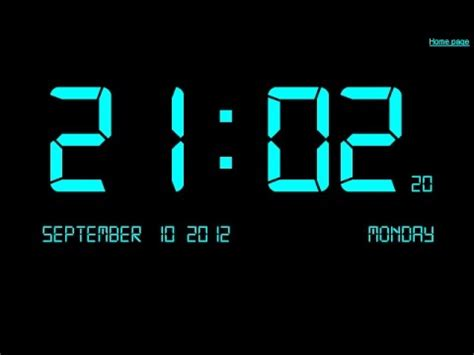 Digital Clock Wallpaper by Digital Clock In Flash Using As3 0 Flash Tutorials