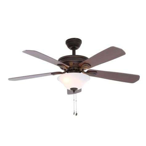 hton bay wellston oil rubbed bronze ceiling fan manual