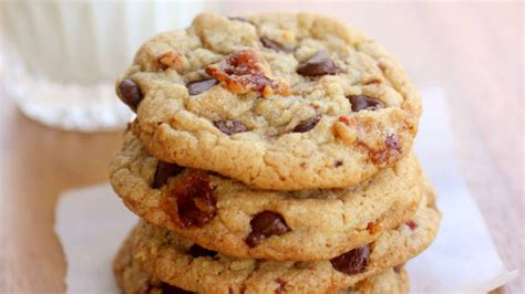 bacon cookies chocolate chip candied recipe father kidzworld crusted poppers recipes candy delights kitchen nutrition butter tablespoon toffee jalapeno