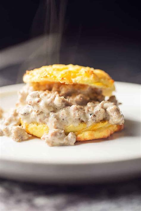 carb biscuits  gravy  carb  jennifer