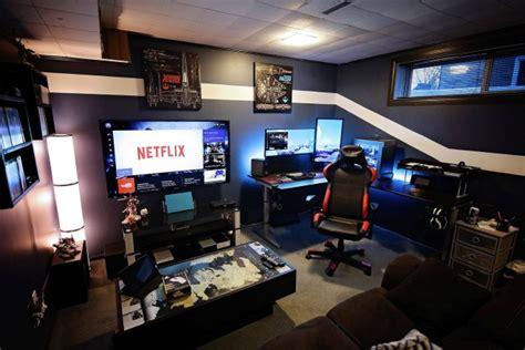 bureau gaming un espace détente bureau gaming de fou furieux