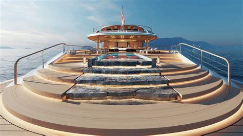 Sinot's Hydrogen-Powered Aqua Superyacht Concept - Yacht ...