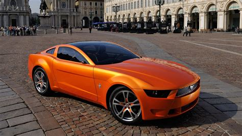 Ford Mustang Concept by Concept Cars Ford Mustang Giugiaro