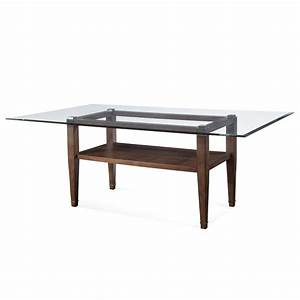 Dining table glass dining table rectangular for Small rectangle glass dining table