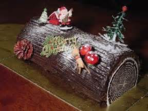 yule log cake for christmas or new year s eve recipe by dcrose petitchef