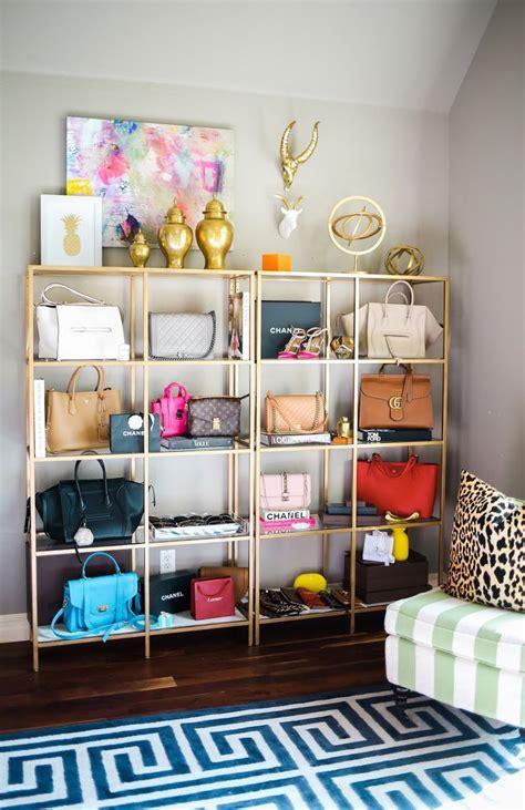 25  best ideas about Purse Storage on Pinterest   Handbag storage, Handbag organization and