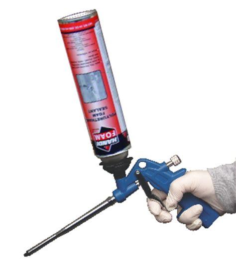 Foam Sealant  Spray Foam Can  Foam Gun Sealant